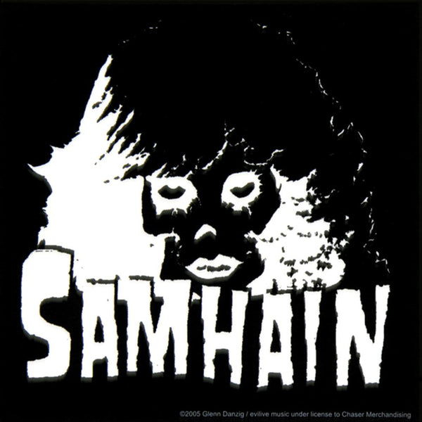 Samhain - Unholy Passion Decal