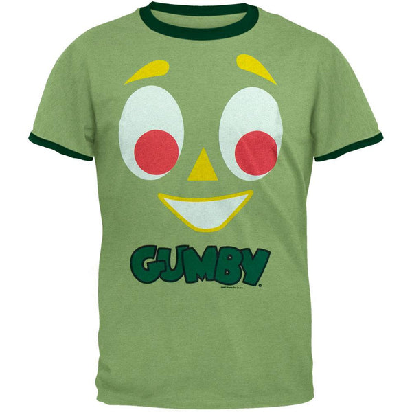 Gumby - Face Ringer T-Shirt
