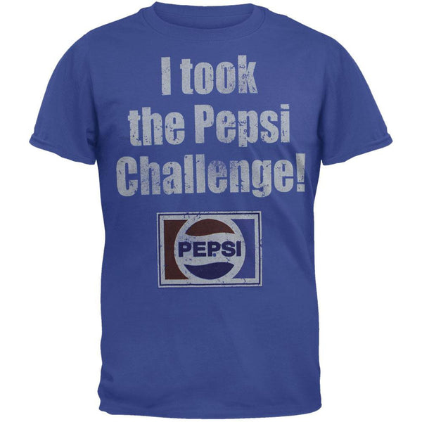 Pepsi - I Took The Pepsi Challenge T-Shirt