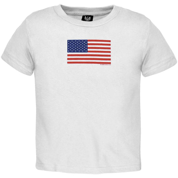 American Flag Toddler T-Shirt