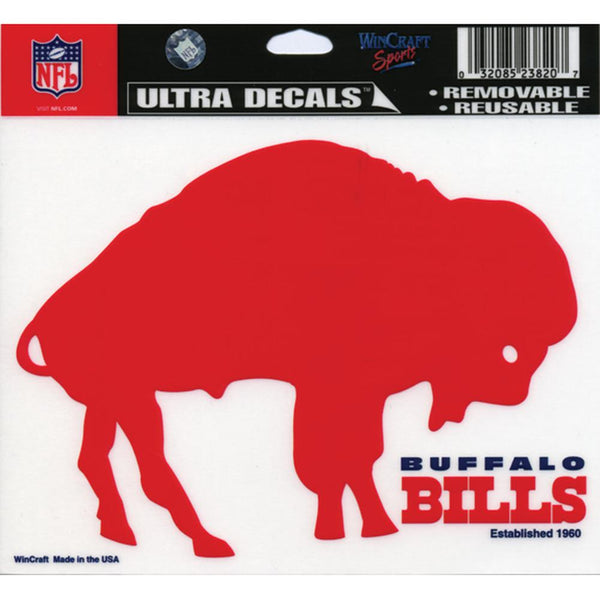 Buffalo Bills - Vintage Logo Decal