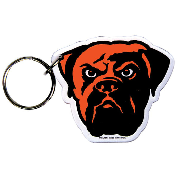 Cleveland Browns - Logo Acrylic Keychain