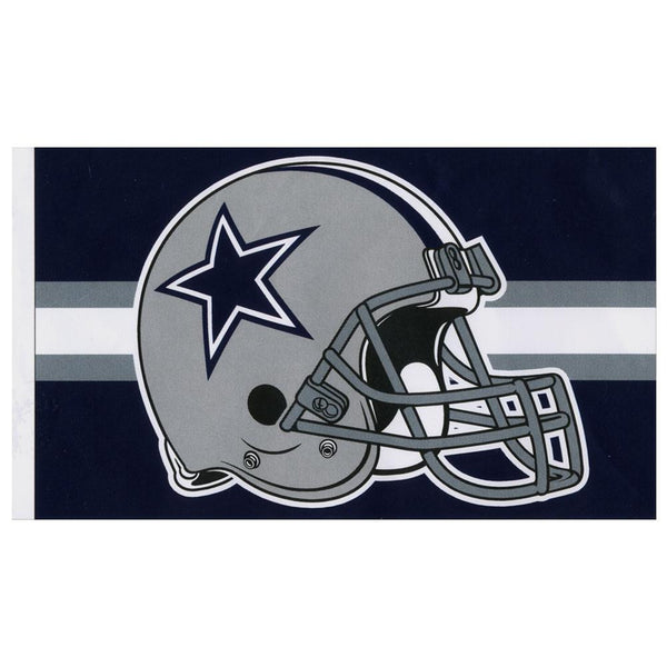 Dallas Cowboys - Logo 3'X5' Flag
