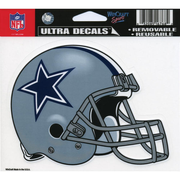 Dallas Cowboys - Helmet Decal