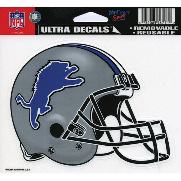 Detroit Lions - Helmet Decal