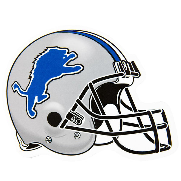 Detroit Lions - Helmet Indoor/Outdoor Magnet