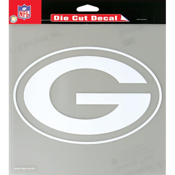Green Bay Packers - Logo Cutout Decal