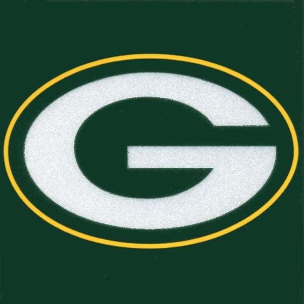 Green Bay Packers - Logo Reflective Decal