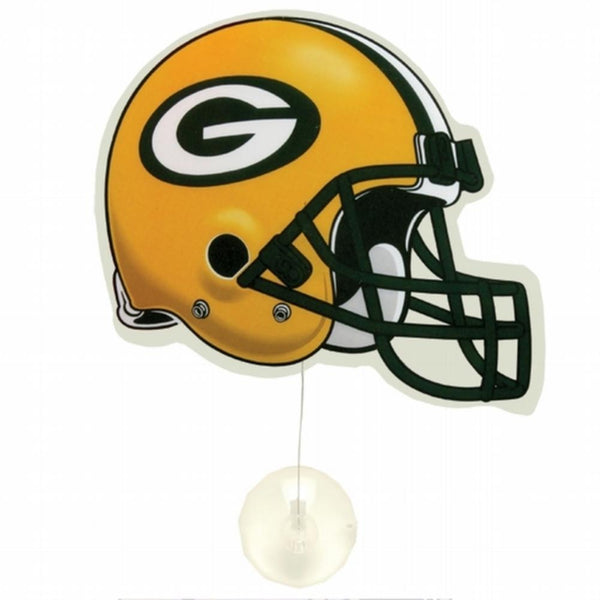 Green Bay Packers - Helmet Fan Wave