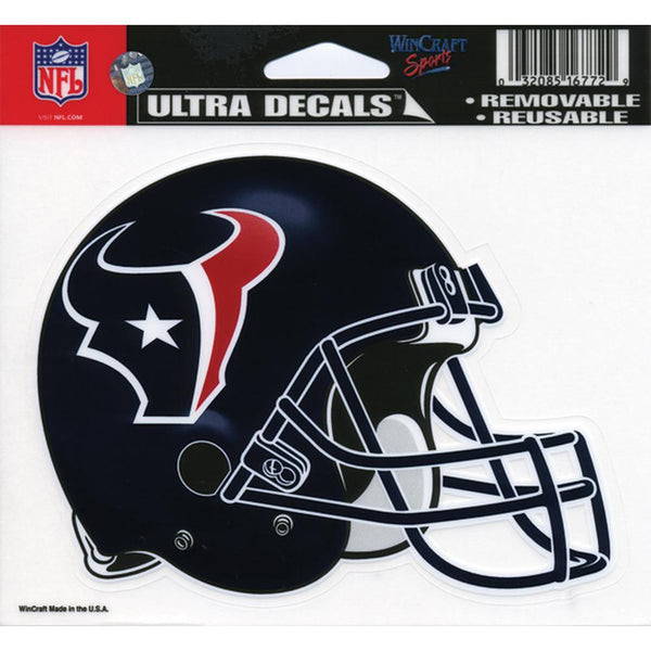 Houston Texans - Helmet Decal