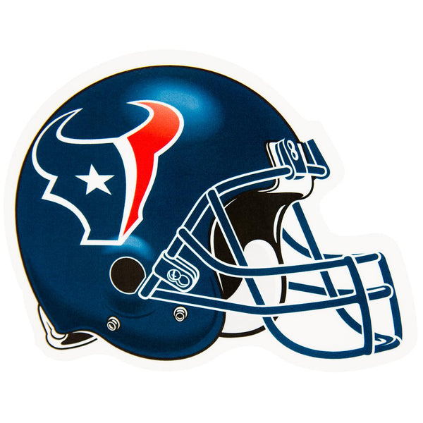 Houston Texans - Helmet Indoor/Outdoor Magnet