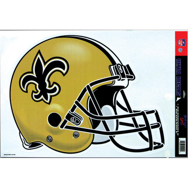 New Orleans Saints - Helmet Ultra Decal