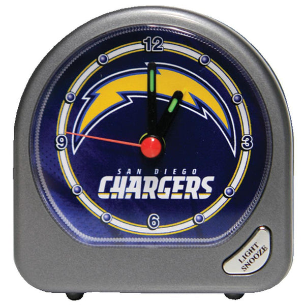 San Diego Chargers - Logo Alarm Clock