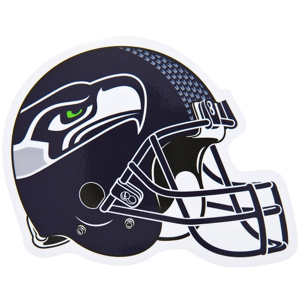 Seattle Seahawks - Helmet Indoor/Outdoor Magnet