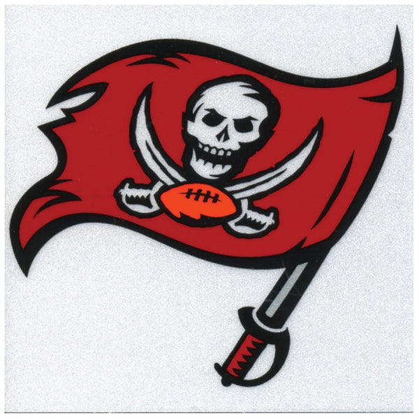 Tampa Bay Buccaneers - Logo Reflective Decal