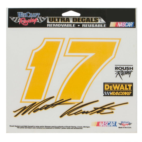 Matt Kenseth - 17 Signature Retro Decal