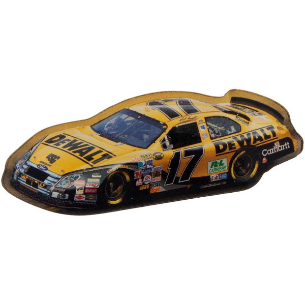 Matt Kenseth - Car 17 Retro Acrylic Magnet