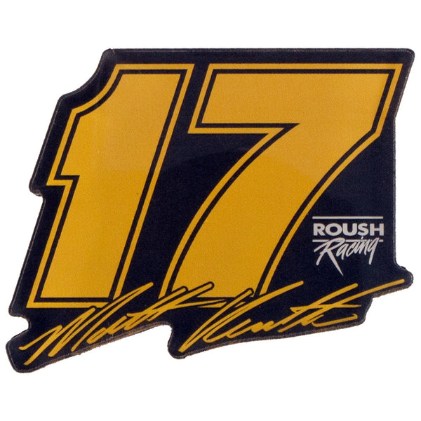 Matt Kenseth - 17 Signature Retro Acrylic Magnet