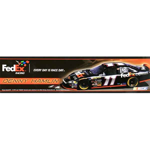 Denny Hamlin - Collage Bumper Sticker