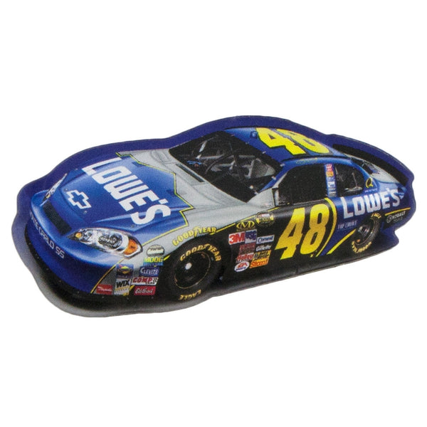 Jimmie Johnson - Retro Car Acrylic Magnet