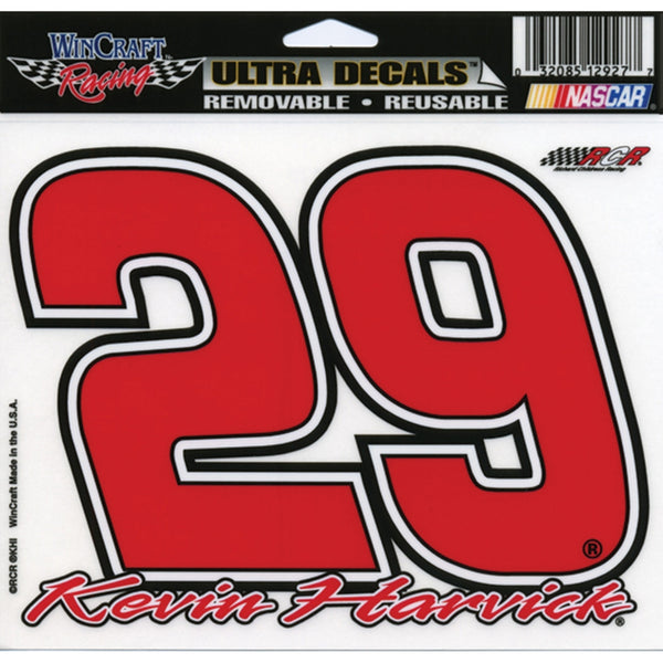 Kevin Harvick - 29 Signature Decal