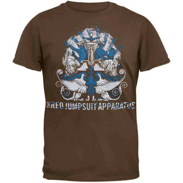 Red Jumpsuit Apparatus - Statuesque T-Shirt