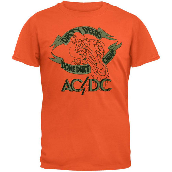 AC/DC - Dirty Deeds Tattoo T-Shirt