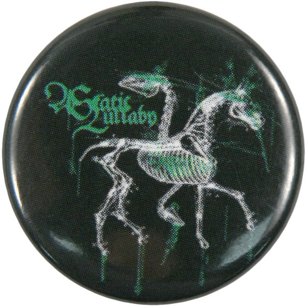 A Static Lullaby - Horse Button
