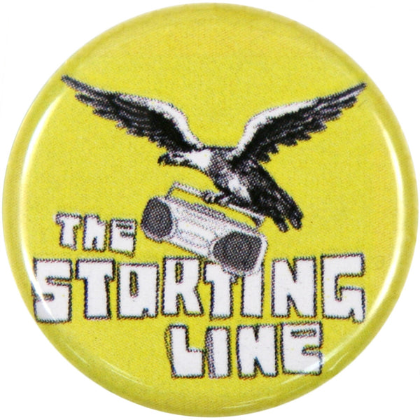 Starting Line - Eagle Radio Button