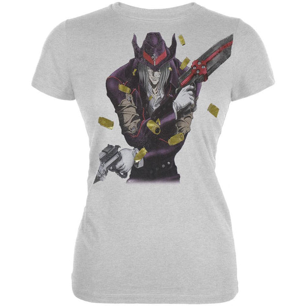 Gungrave - Guns N Gold Juniors T-Shirt
