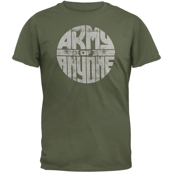 Army Of Anyone - Aoa Tour T-Shirt