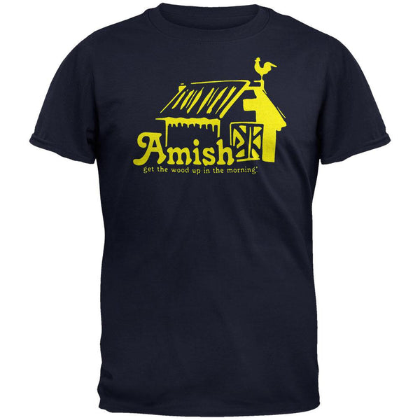 Amish Get The Wood Up T-Shirt