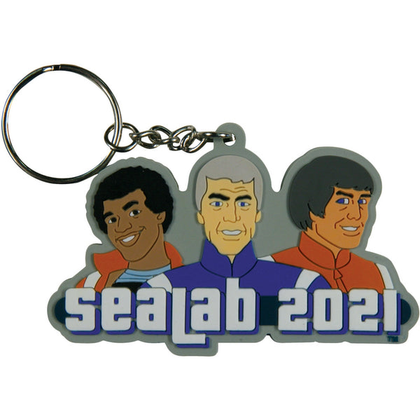 Sealab 2021 Group Keychain