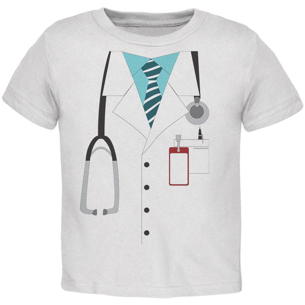 Halloween Doctor Costume Toddler T-Shirt