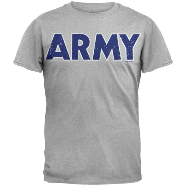 Army - Distressed T-Shirt
