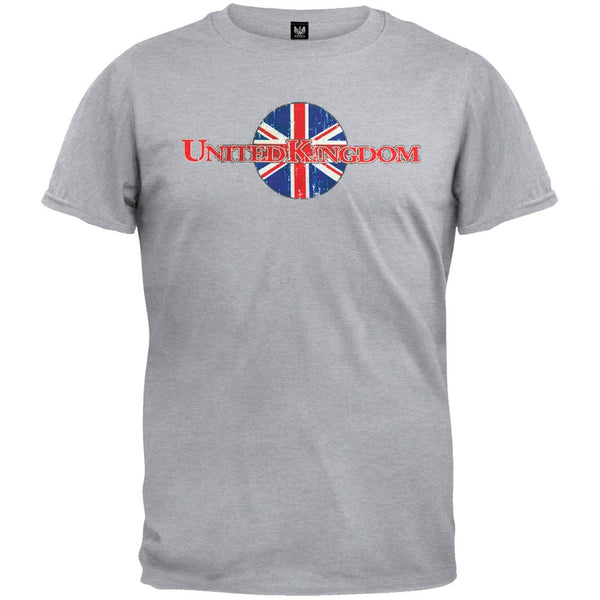 UK Flag Logo T-Shirt