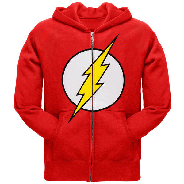 The Flash - Red Flash Zip Up Hoodie