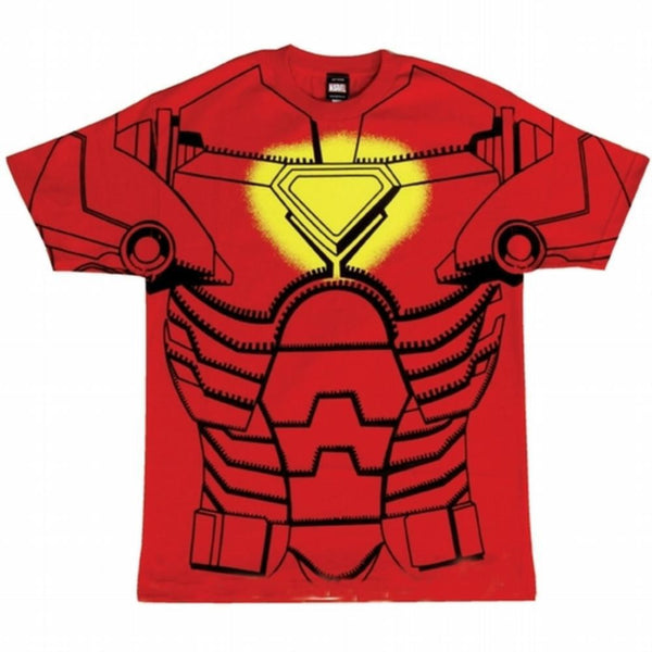 Iron Man - Costume T-Shirt
