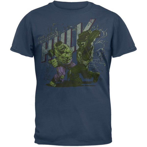 Incredible Hulk - Rage & Fury Soft T-Shirt