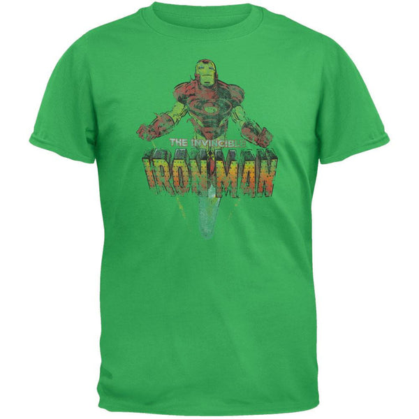 Iron Man - Lift Off Soft T-Shirt