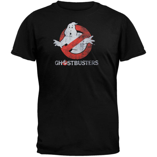 Ghostbusters - Logo To Go Soft T-Shirt