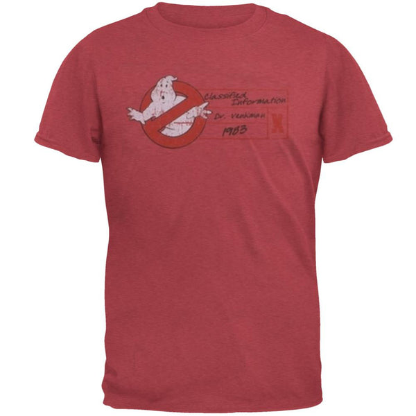 Ghost Busters - Classifed Soft T-Shirt