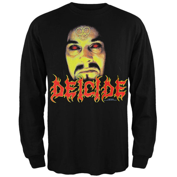 Deicide - Face Long Sleeve T-Shirt