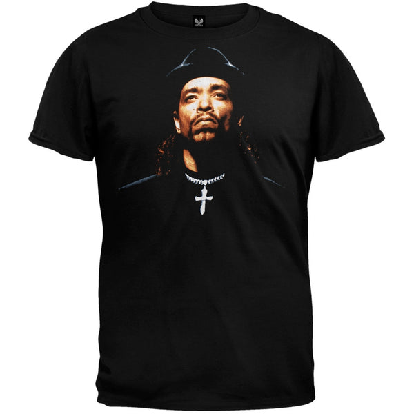 Ice T - Cross T-Shirt