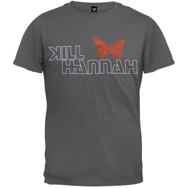 Kill Hannah - White Heart T-Shirt