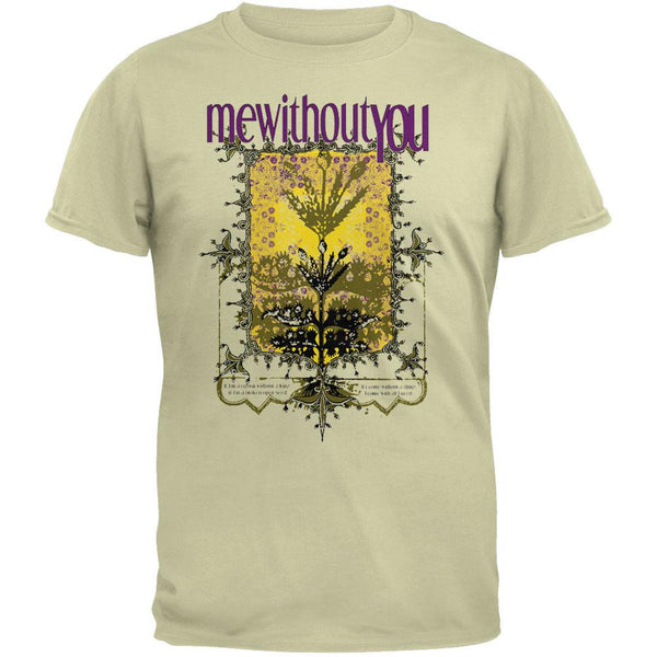 Mewithoutyou - Thistle T-Shirt