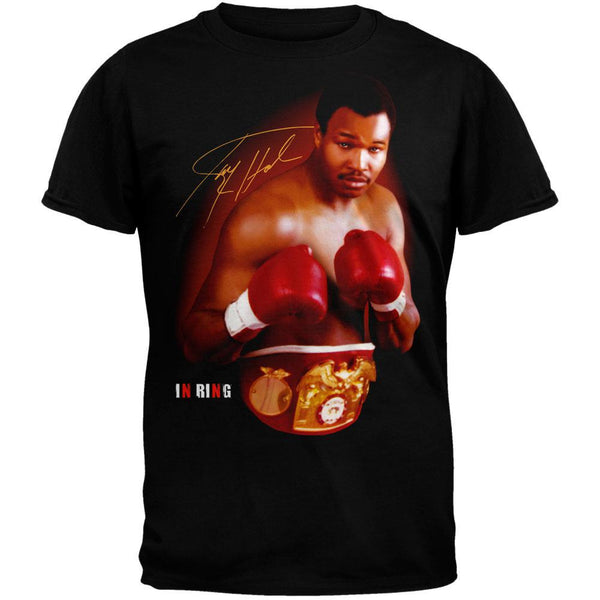 Larry Holmes - In Ring T-Shirt