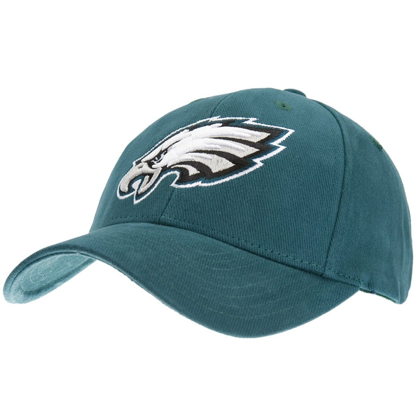 Philadelphia Eagles - 3D Logo Adjustable Baseball Cap