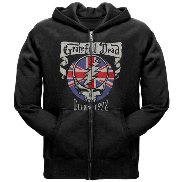 Grateful Dead - Europe 72 Zip Up Hoodie