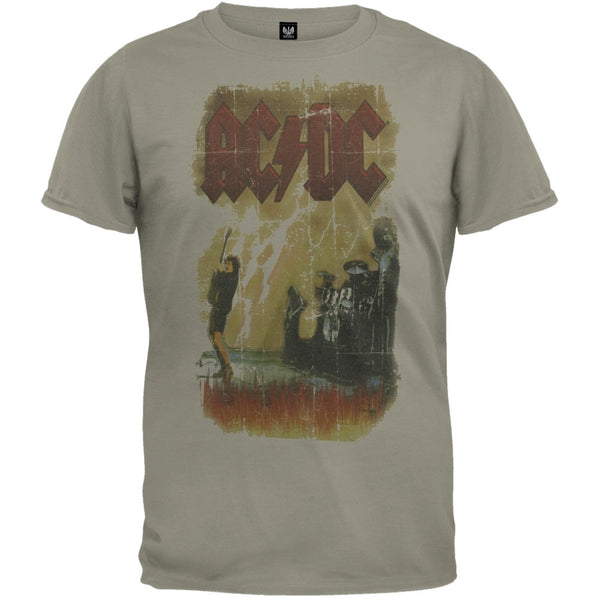 AC/DC - Let There Be Rock Soft T-Shirt